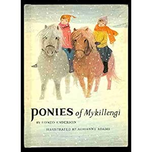 Ponies of Mykillengi