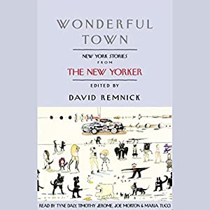 Wonderful Town Audiobook