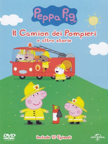 DVD PEPPA PIG CAMION POMPIERI