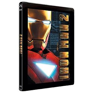 Iron Man 2 [Édition Limitée boîtier SteelBook]