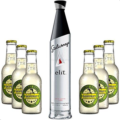 vodka-lemon-set-stolichnaya-elit-vodka-70cl-40-vol-6x-thomas-henry-grapefruit-lemonade-200ml