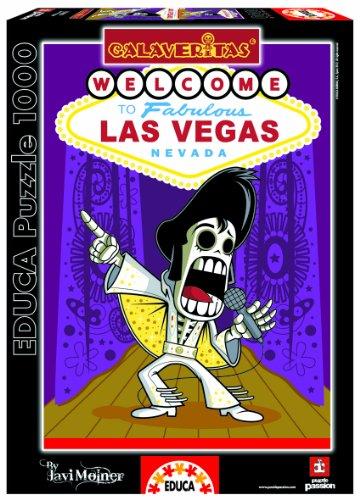 Educa Las Vegas Puzzle (1000 Piece)