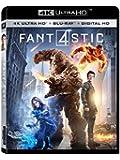 Fantastic Four [4K UHD] [Blu-ray]
