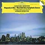 "Gershwin: Rhapsody In Blue; Prelude For Piano No. 2 / Bernstein: Symphonic Dances From ""West Side Story"""
