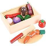 Bigjigs Toys Lebensmittel zum Schneiden