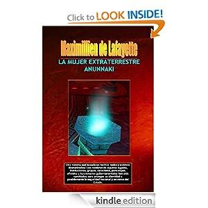 LA MUJER EXTRATERRESTRE ANUNNAKI (Spanish Edition)