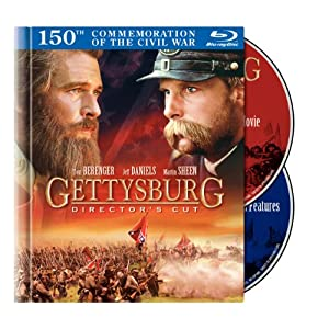 Gettysburg Blu-ray