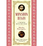 img - for Monsoon Diary - A Memoir With Recipes book / textbook / text book