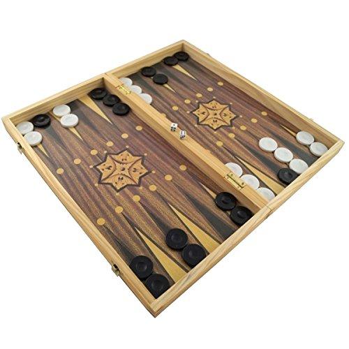backgammon aus holz was. Black Bedroom Furniture Sets. Home Design Ideas