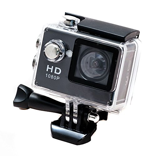 Pama 1080P Sport Action Camera