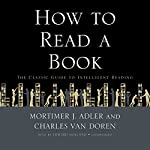 How to Read a Book | Mortimer J. Adler,Charles Van Doren