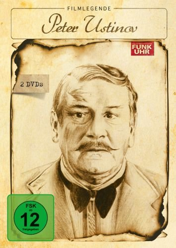 Filmlegende Peter Ustinov [2 DVDs]