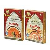 Combo Of Dal Panchratni & Dal Darbari - Pack Of 6 (3 Each)