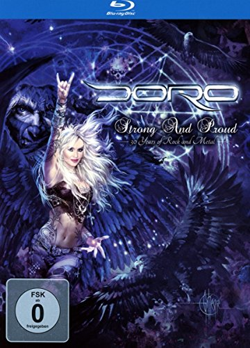 Doro - Strong And Proud (2 Blu-Ray)