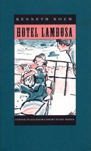 Hotel Lambosa (Coffee-To-Go Short-Short Story Series)