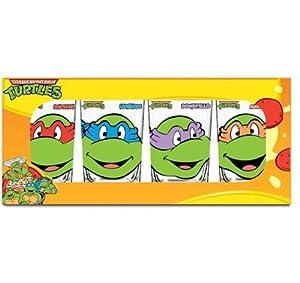Teenage Mutant Ninja Turtles Names And Colors  Teenage Mutant ...