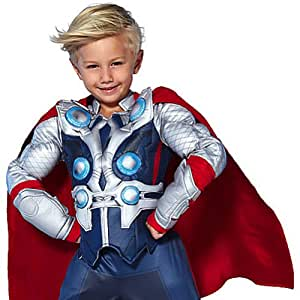 Disney Store the Avengers Deluxe Thor Costume for Boys Toddlers