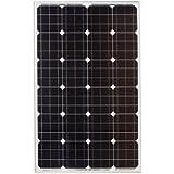 Grape Solar GS-S-160-Fab8 Monocrystalline PV Panel, 160-watt
