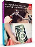 Adobe Photoshop Elements and Premiere Elements 12 Bundle Edition (PC/Mac)