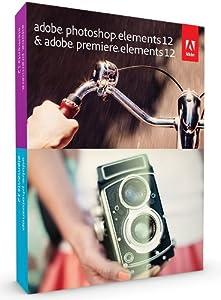 Adobe Photoshop Elements and Premiere Elements 12 Bundle Edition