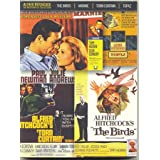 Alfred Hitchcock The Masterpiece Collection - The Birds / Marnie / Torn Curtain / Topaz (DVD) ~ Sean Connery