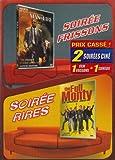 echange, troc Man on fire / Full Monty - Bi-Pack 2 DVD