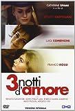 echange, troc 3 Notti D'Amore