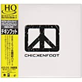 CHICKENFOOT -WHITE PACKAGE-(HQCD+DVD)by CHICKENFOOT