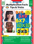 Multiplication Facts Tips and Tricks,...