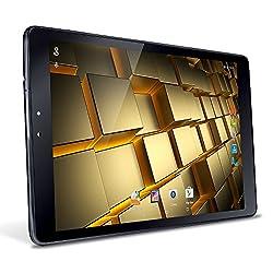 iBall Slide Q27 4G Tablet (10.1 inch, 16GB, Wi-Fi + 4G LTE + Voice Calling), Metallic Cobalt Blue