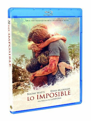 Lo Imposible [Blu-ray]