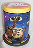 Disney Pixar Wall-E Tin Storage or Waste Basket