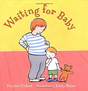 "Cover of ""Waiting for Baby"""