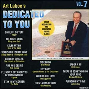 Various Artists - Art Laboe's Dedicated To You, Vol. 10