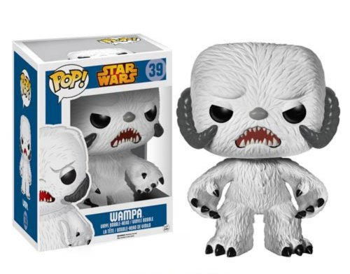 POP Star Wars: Wampa 6'' Vinyl - 1