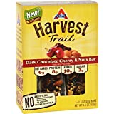 Atkins Harvest Trail Dark Chocolate Cherry & Nut Bar, 5 Bars (Pack Of 2)