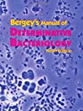 img - for Bergey's Manual of Determinative Bacteriology book / textbook / text book