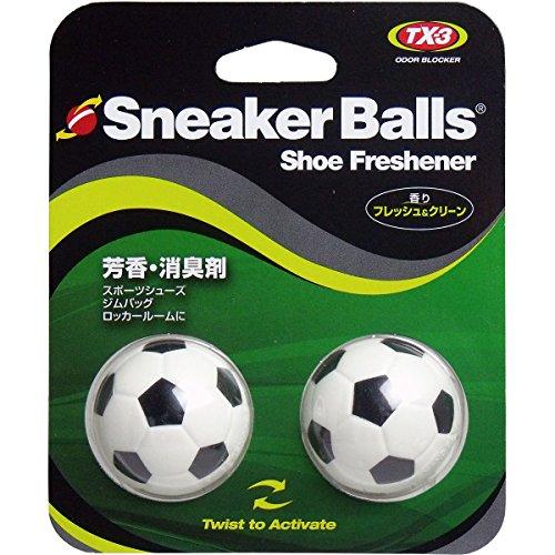 スニーカーボール サッカー 芳香・消臭剤 フレッシュ&クリーン