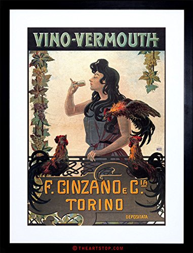 food-drink-vintage-ad-vermouth-cinzano-turin-italy-framed-print-f97x7406