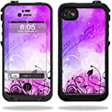 Mightyskins Protective Vinyl Skin Decal Cover for LifeProof iPhone 4 / 4S Case wrap sticker skins Rise and Shine