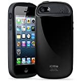 iOttie Popsicle Protective Case Cover for Apple iPhone 5 (Black)