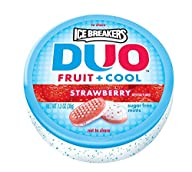 Ice Breakers Duo Fruit + Cool Mints,…