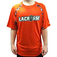 Lacrosse Hook Tshirt Digital Camo Shooter 100% polyester