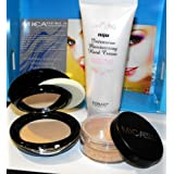2xmicabella Mineral Foundations #Mf3 Toffee+konad Hand Cream