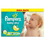 Pampers S4P Giga BD - Pack of 111