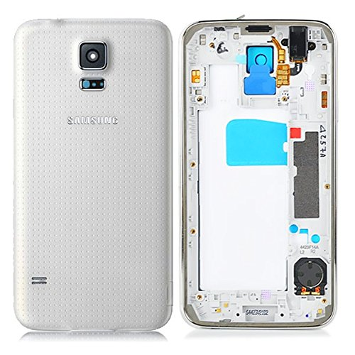 New Housing Body Panel - For Samsung Galaxy s5 - White  available at amazon for Rs.480