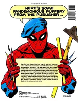 How To Draw Comics The Marvel WayPaperback– September 14, 1984