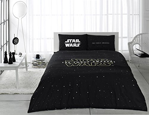Find Cheap Star Wars the Force Awakens Licensed 100% Cotton 5pcs Full - Queen Size Comforter Set Bed...