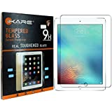 IKare Pack Of 2 Tempered Glasses For Apple IPad Pro 9.7, Tempered Screen Protector For Apple IPad Pro 2 9.7
