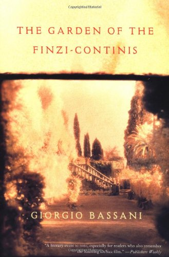 Image of The Garden of the Finzi-Continis